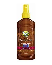 Banana Boat Deep Tanning Oil Spray 237 Ml No Sunscreen