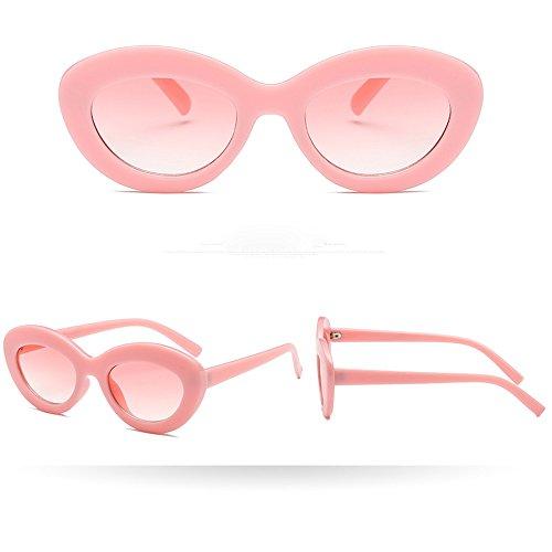 WUDUBE Rapper Sonnenbrille, transparente personalisierte Brille im Streetstyle