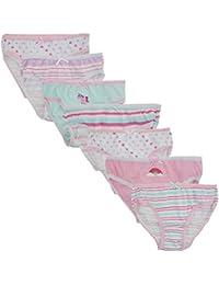 da8b8a610b51 Amazon.co.uk: Underwear - Girls: Clothing: Knickers, Vests, Bras ...