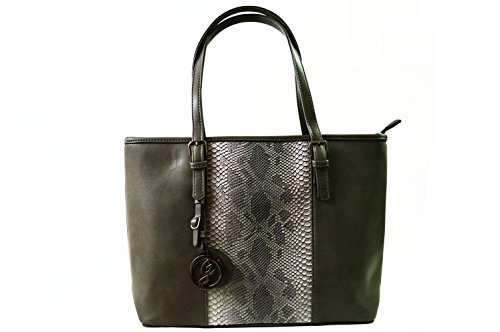 Gallantry - Sac de cours filles (Grey(Serpent))
