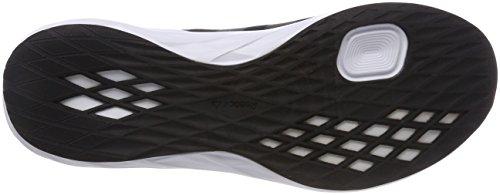 Reebok Astroride Future, Chaussures de Running Compétition Homme Noir (Blackash Greywhite 0)