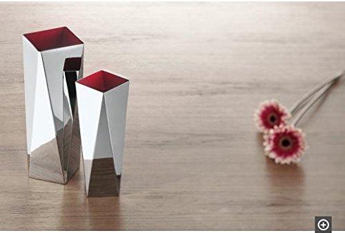 philippi-edge-small-vaso-con-angoli-bordi-esternoin-acciaio-inox-lucido-interno-rosso-opaco