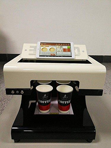 Impresora Mokka 3D Coffee