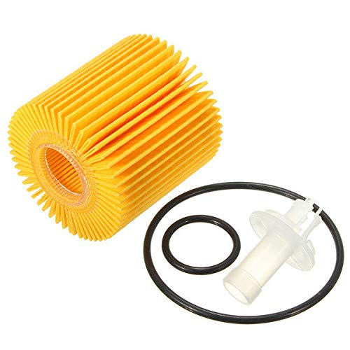 Anddod Engine Oil Filters+Gaskets Cleaner Drain Plug For Toyota #04152-YZZA1