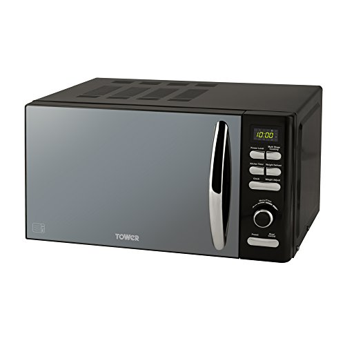 41V84hMaPSL. SS500  - Beko MGC20100S Grill and Microwave, 20 Litre, 700 W, Silver, 20 liters