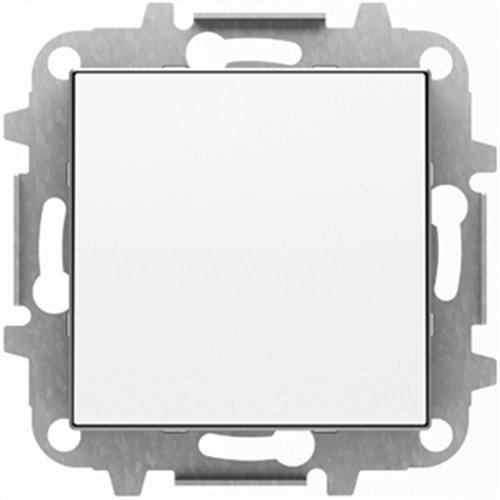 Niessen 8500 BL - Tapa ciega, Color Blanco