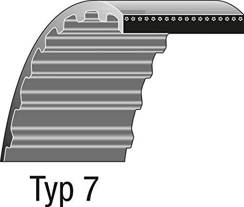Nr 183 Keilriemen LTR 180 LTR 166 Doppelzahnriemen 2600-DS8M-20 155