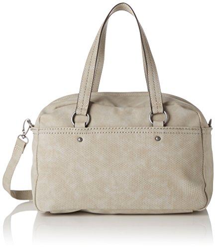 s.Oliver (Bags) Damen Baguette Bag Umhängetasche, Braun (Milk Coffee), 20 x 14.5 x 31 cm