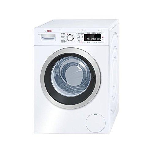 Bosch – Machine à laver à chargement frontal waw28690ee de 9 kg et 1.400 RPM