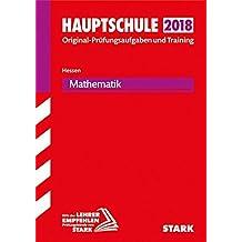 Abschlussprüfung Hauptschule Hessen - Mathematik