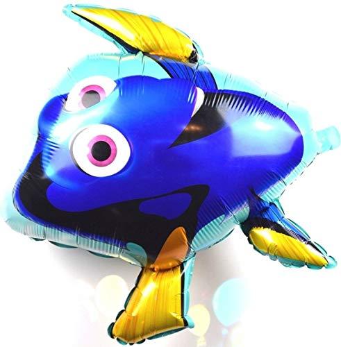 L Helium Folienballons findet Doris Trickfilm Fisch Nemo Baby Zimmer ()