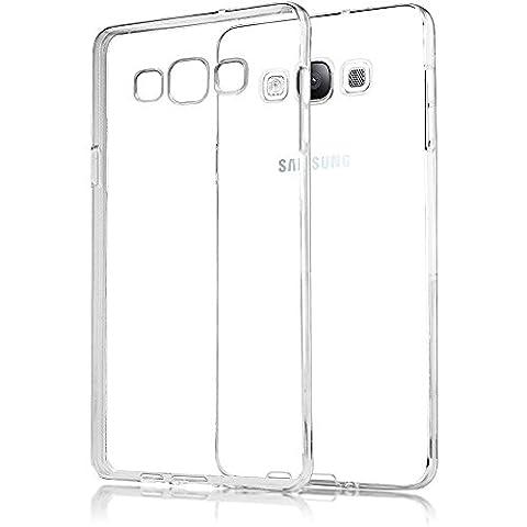 HQ CLOUD Coque Gel en Silicone Transparent pour Samsung Galaxy