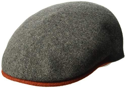 Kangol Men's Wool 504-s Flat Ivy Cap Hat,