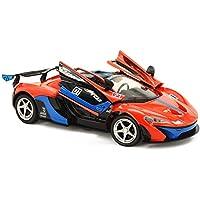 Markc Control de coche de deportes de un solo botón de control remoto a distancia de coches de juguete for niños de carga grande de carreras de coches modelo de cuatro ruedas motrices Drift Stunt Raci