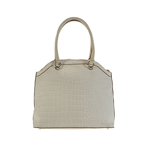 Guess Yorkshire Shopper Dome Satchel 35 cm stone