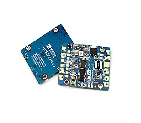 Crazepony-UK Matek PDB HUBOSD Stromverteiler OSD 5V 12V BEC für