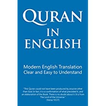 Quran in English: Modern English Translation. Clear and Easy to Understand. (English Edition)