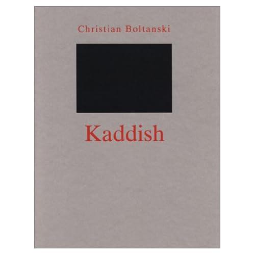 CHRISTIAN BOTLANSKI  KADDISH