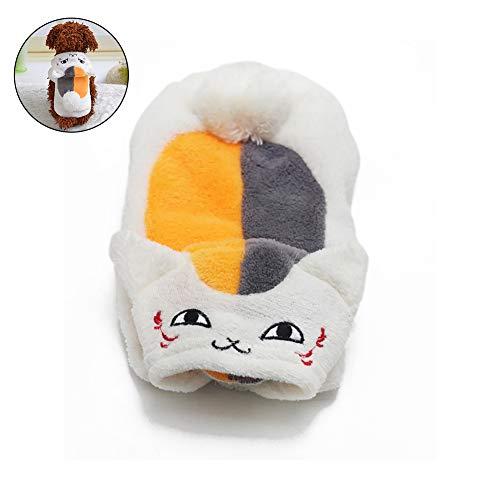 Kostüm Maskottchen Unternehmens - joizo 1pc Hund Hoodies Kleidung Puppy Coat Mascot warme Winterausrüstung Maskottchen-Kostüm-Neuheit für kleine mittelgroße Hunde und Katzen (n)