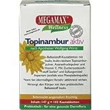TOPINAMBUR Aktiv Megamax Kautabletten 105 St Kautabletten