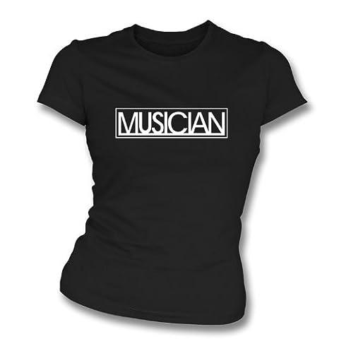 TshirtGrill Dünnes T-Shirt der Sitz des Musiker-Logo-(wie von Liam Gallagher