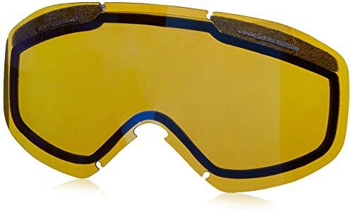 Oakley O2Frame XM Ersatz-Display Skibrille Unisex One Size Hi Yellow Iridium