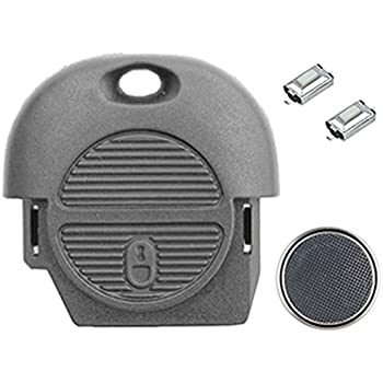 DIY Repair Kit - for Nissan NATS 2 button remote key refurbishment