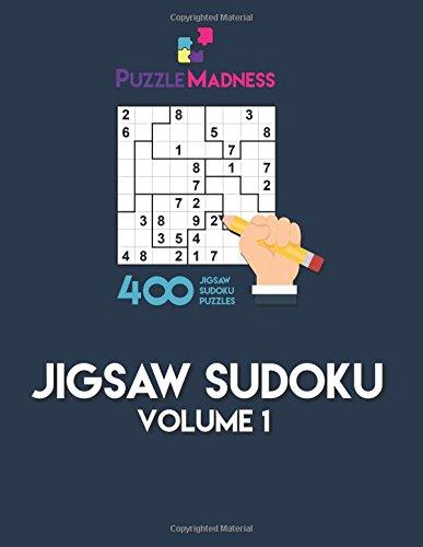 Jigsaw Sudoku: Volume 1: 400 puzzles