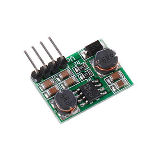 JENOR Boost 0,8-6 V Auf 3,3 V DC DC Step Up Board Converter-Modul Für ESP8266 WiFi Bluetooth - Buck-boost-controller