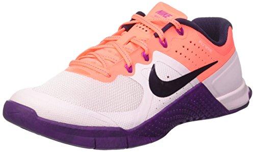 Nike Donna 821913-500 scarpe sportive Multicolore (Bleached Lilac/bright Mango/purple Dynasty)