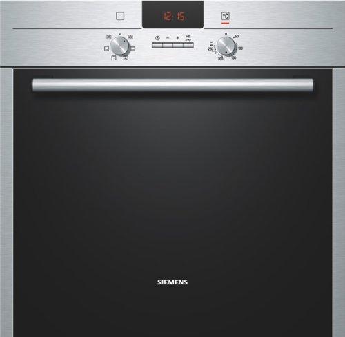 Preisvergleich Produktbild Siemens HB23AT510 iQ500 Einbaubackofen/A/Edelstahl/eco Plus/3D-Heißluft plus