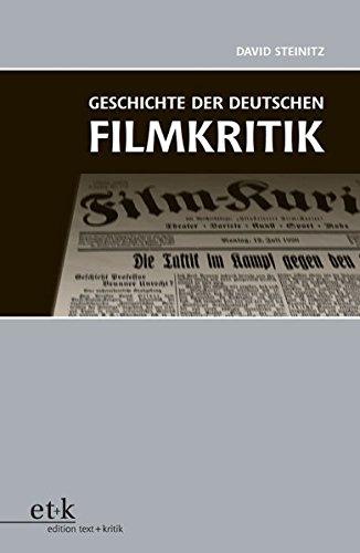 Geschichte der deutschen Filmkritik