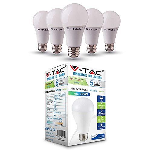 V-TAC Lámpara LED de Suelo Cubo Light 40 x 40 cm Multicolor RGB bater