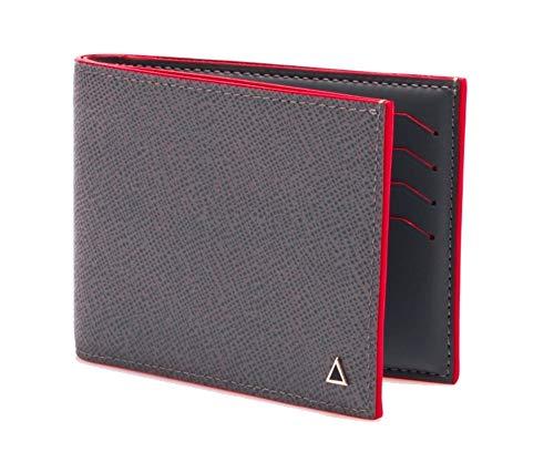 Louis Vuitton Geldbörsen Wallets (La Perfection Louis Anonyme Paris Geldbörse, aus Kalbsleder, Grau)