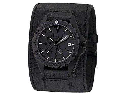 KHS Tactical Watches MissionTimer 3 Titan GMT X|TAC | H3 KHS.MTTGXT.LK