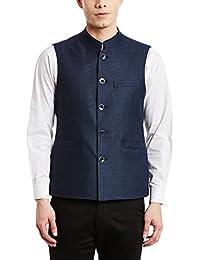 Louis Philippe Men's Slim Fit Blazer