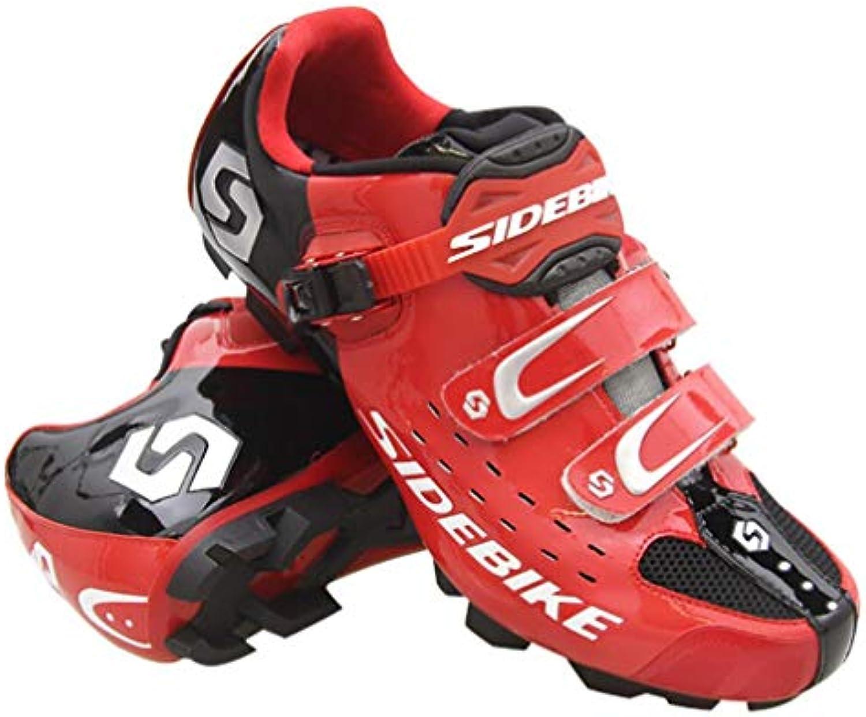 DUBAOBAO Scarpe da Bicicletta da da da Uomo e da Donna, Scarpe da Montagna Professionali Traspiranti, Scarpe da Montagna...   Promozioni  402bee