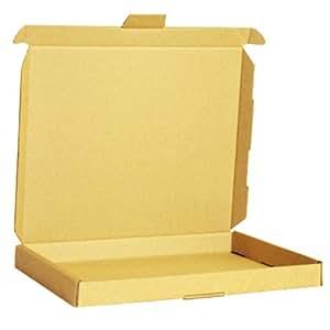 100x versandkarton versandtasche briefkarton gro brief post karton din a5 230 x 160 x 20 mm. Black Bedroom Furniture Sets. Home Design Ideas