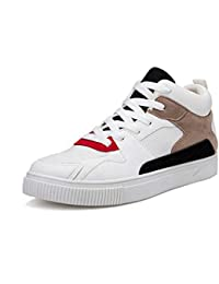 7add7c31830 Hombres Zapatillas Zapatos Casuales Cuero al Aire Libre Hombres de Invierno  Mujeres Deportivas Botas