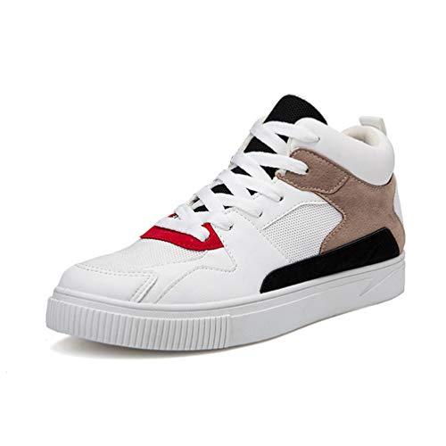 Männer Sneakers Schuhe Casual Leder Outdoor Winter Männer FrauenSport Stiefel