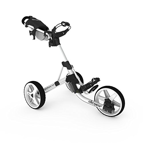 Clicgear Chariot de Golf Model 3.5+, Mixte, Blanc