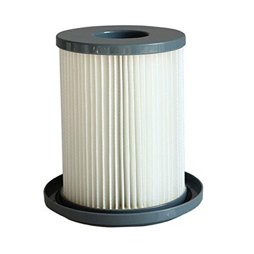 Tekehom filtre cylindrique 110mm pour aspirateur philips FC8732Fc8736Fc8738Fc8740filtres