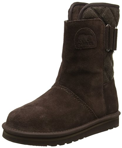 Sorel Newbie, Stivali Donna, Marrone (Hawk, Saddle 248), 36 EU