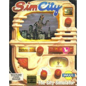 Ibm Ps2 (Sim City: The City Simulator (IBM PC/XT/AT/PS2, COMPATIBLES SUPPORTS EGA, CGA, HERCULES MONO AND TANDY GRAPHICS, REQUIRES 512K))