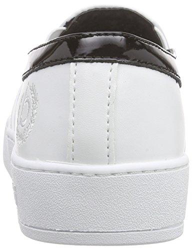 bugatti J76686n6 Damen Sneakers Schwarz (schwarz/braun 102)