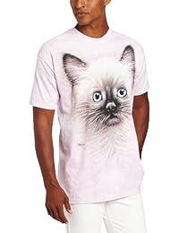 The Mountain Unisexe Adulte Chaton Siamois T Shirt