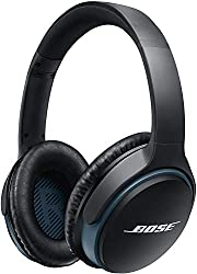 Bose SoundLink, wireless around - ear headphones II, (Bluetooth with enhanced active EQ), black