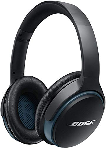Foto Bose SoundLink Cuffie Around-Ear II Wireless, Nero
