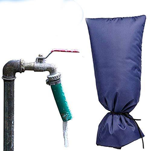 YA-Uzeun Abdeckung für Wasserhähne im Innenhof und Garten, Frostschutz, Oxford-Stoff, Regenschutz (Drink Regenschirm Sticks)