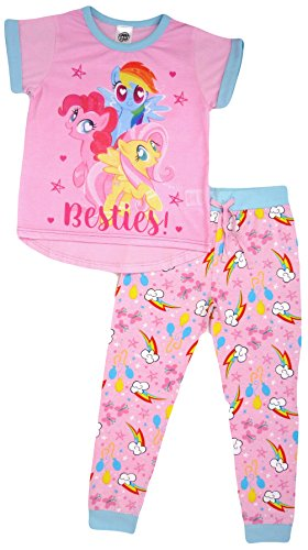My Little Pony Girls My Little Pony Pyjamas Ages 4 to 10 Years